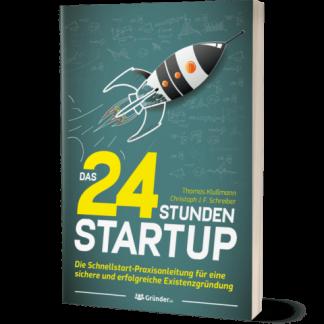 das 24 stunden startup gratis buch
