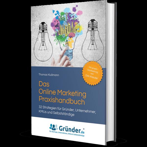 Erfahrungen: Das Online Marketing Praxishandbuch