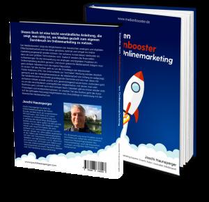 Buch von Joschi Haunsperger - Zünde den Medienbooster im Onlinemarketing
