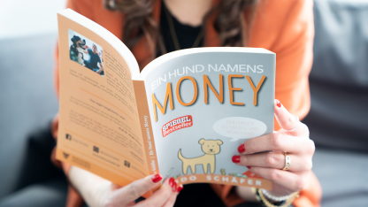 buch ein hund namens money gratis