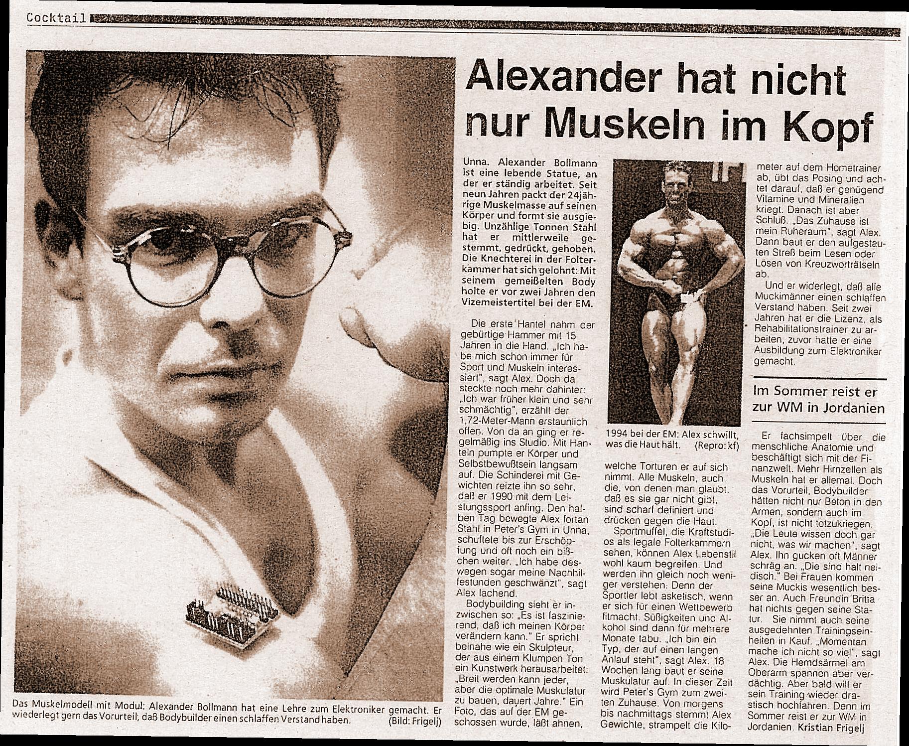 Alexander Bollmann
