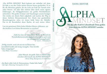 alpha mindset buch cover rückseite