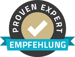 proven-expert-empfehlung