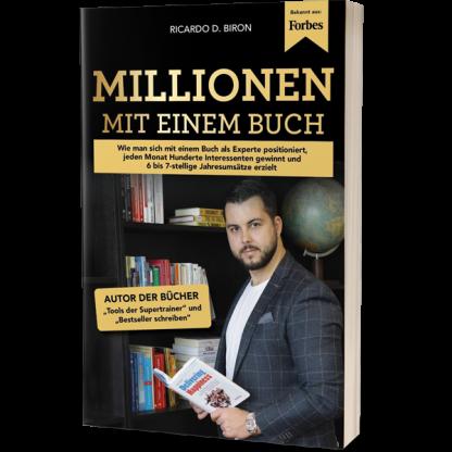 Millionen mit einem Buch