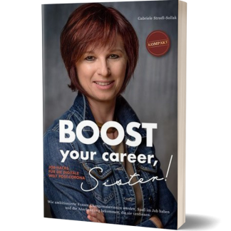 Boost your career, sister!